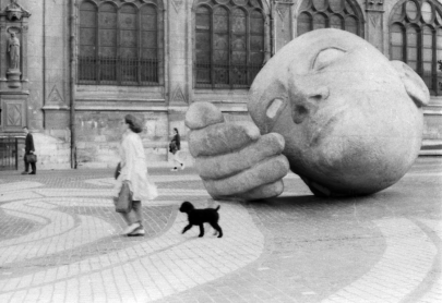 Paris 1993. Taken with the Canon AE1 35mm.